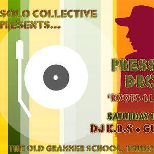 DJ K.B.S - Reggae Set Live @ TOGS 26.11.11
