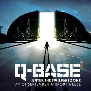 FORBIDDEN PROJECT @ OFFICIAL Q-BASE AFTERPARTY (HANGAR 9 @ WEEZE - GERMANY 07.09.2013)