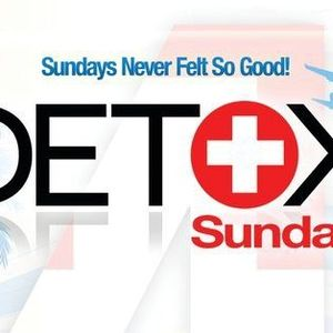 Detox Sundays June 2011 edition by djmikeslim