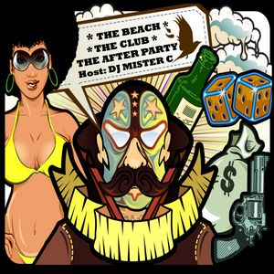 The Beach The Club The After Party: Episode 001: Sunday's 8/11am GMT : Live & Visual ReelHouseTV.com