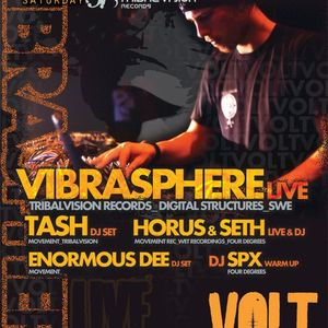 Enormous Dee @ VOLT club 27.11