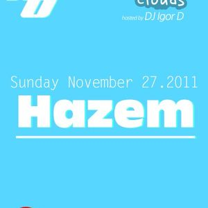 Above The Clouds with DJ Igor D. (episode 7) / Guest mix by Hazem Beltagui