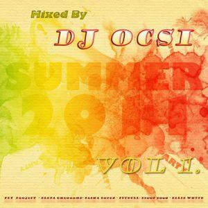 Dj Ocsi-Summer Mix Vol. 1. 2011