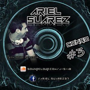 CONGO #003 - DJ ARIEL SUAREZ