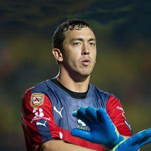 Agustín Marchesín (15-04-2016)