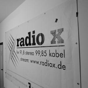 Vinyl Only Live Set - Dorfmarke vs Pierre Van Kerckvoorde @ Radio X DJ Night 10.06.2015 - [Snippet]
