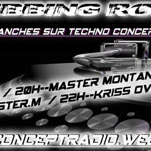 Montana - Clubbing Room Web Radio Set 17.02.2013