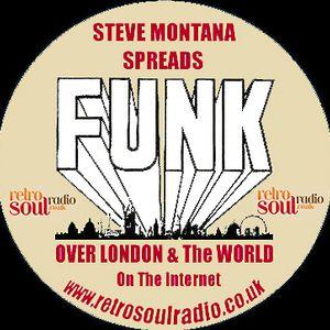 Steve Montana Saturday Soul Show 21_01_12  Retro Soul Radio London.