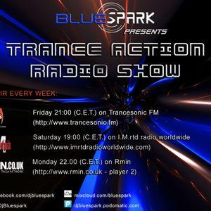 Dj Bluespark - Trance Action #233