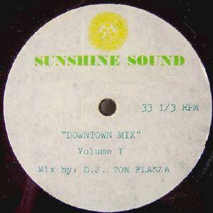Club Down-Town 1982 DJ Ton F.