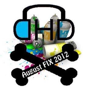 August FIX 2012 | Figure, Clockwork, Robotic Pirate Monkey, No Doubt, Major Lazer & more!