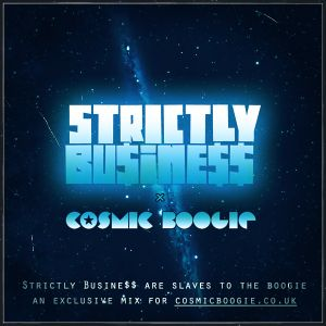 Guestmix for cosmicboogie.co.uk