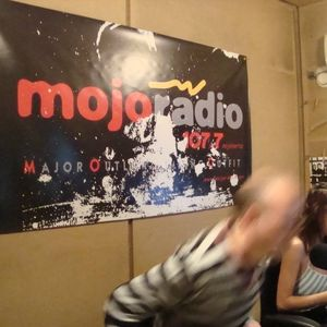 Interview at Mojo Radio