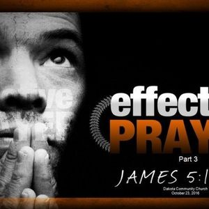 Effective Prayer 2 - Audio