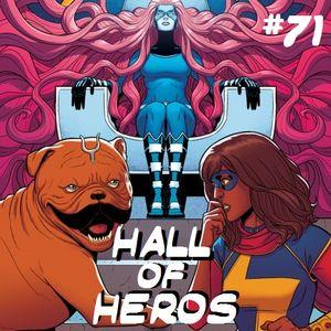 "Hall Of Heros #71 ""All Things Comics"""