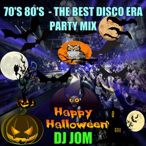 70's 80's  - The Best Disco Era Party Mix