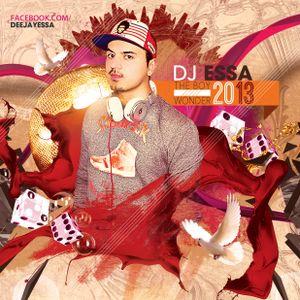 DJ Essa The Boy Wonder - planet radio the club session #08 April 2013