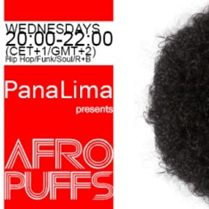 PanaLima - Afro Puffs XF every Wednsday 8pm GMT+2 , CET+1, 1pm EST (America)