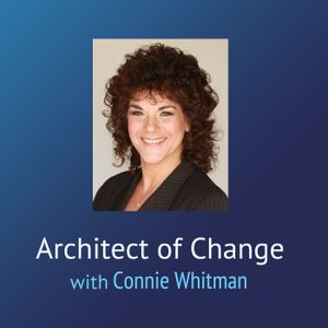 Architect of Change – 6 Figure Business Card