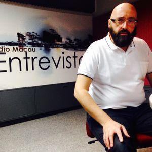 Entrevista com Heitor Alvelos