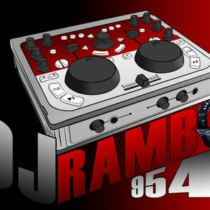 DJRAMBO954 DANCEHALL MEETS R&B  IN THE MIDDLE!! JUGGLING WIT A VIBES