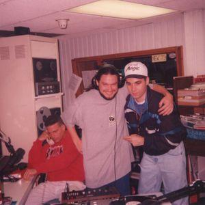 "Dj Chang - ""WPRK Orlando. Fl. (1994) Part 1"