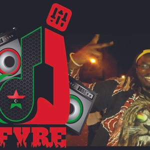 DJ Fyre Lovers Rock Mash 2013