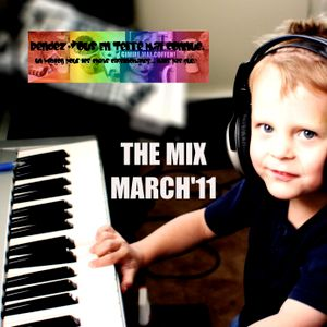 The Mix, March 2011 : 130 bpm edition.