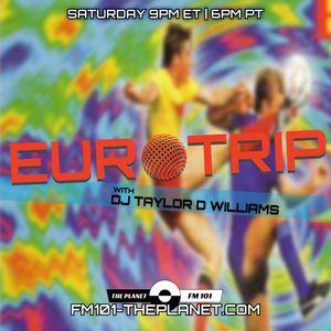 EuroTrip - FM101-ThePlanet (June 12th 2021)