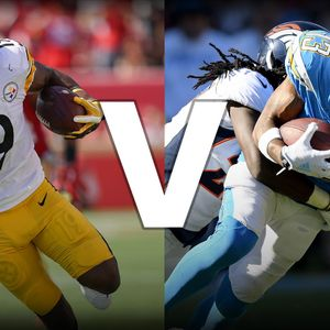 #RevengeGame #Steelers vs #Chargers