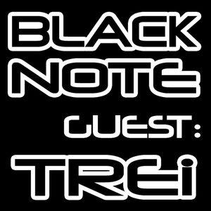 Salaryman - Black Note Session # 6 Special Guest : Trei (NZ/Shogun Audio-Samurai)