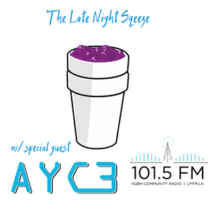 The Late Night Squeeze 012 w/ AYC3
