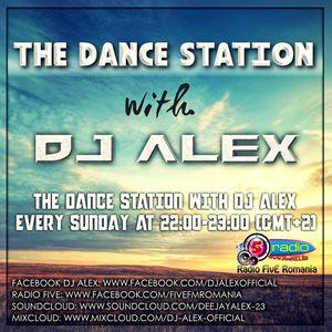 The Dance Station w. Dj Alex #02 @Radio Five [25.10.2015]