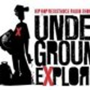 Underground Explorer Radioshow,Dj Fab (12 janvier 2014) Part 2