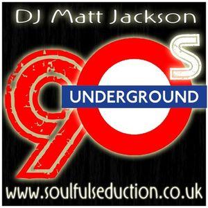 Underground 90s house part 5 by matt jackson mixcloud for Classic underground house music 90s