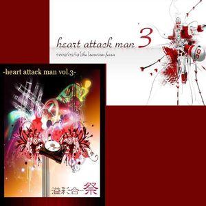 2009/3/19-HEART ATTACK MAN-Vol.3 『Issai-Gassai』_genre:J-POP.J-ELECTRO