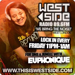 Euphonique Westside 89.6FM Podcast // 24/01/14