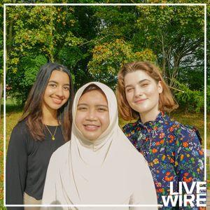 Nadiyah, Emily & Aditi - Show 1 - 13/10/18
