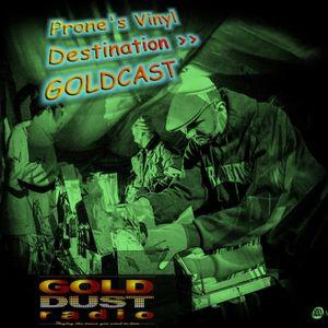 Prone's Vinyl Destination GOLDCAST 22-11-15 Allen Toussaint tribute