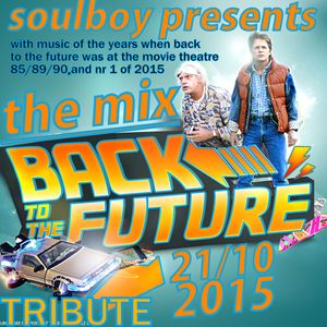 back to the future tribute 21/10/2015