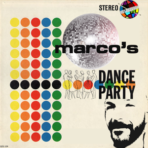 Rocco presents/presenta Marco's Mirror Ball Dance Party!