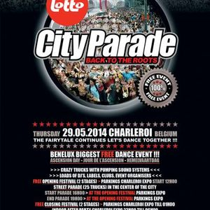 dj Dave Kane @ City Parade - Retro House 29-04-2014