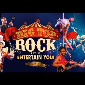 One FM 94.0 Drive Time - Rebecca Hart and Duan Baker announce Big Top Rock winners Elbe and Raymond