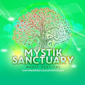 Live @ Mystic Sanctuary Music Festival - Silent Disco/Zen Masters Stage