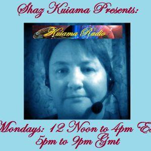 Shaz Kuiama Presents ... Andy Williams