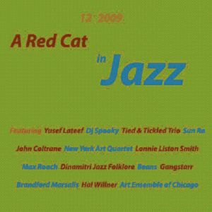 A Red Cat InJazz