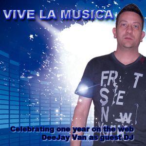 Vive La Musica 1 Year