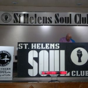 MY GUEST DJ SET FOR ST HELENS NORTHERN SOUL CLUB FEB 2012