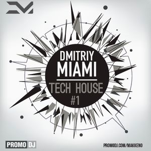 DMITRIY MIAMI - TECH HOUSE #1