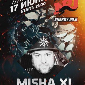 MISHA XL - RADIO NRJ - LIVE MIX 17.06.16.